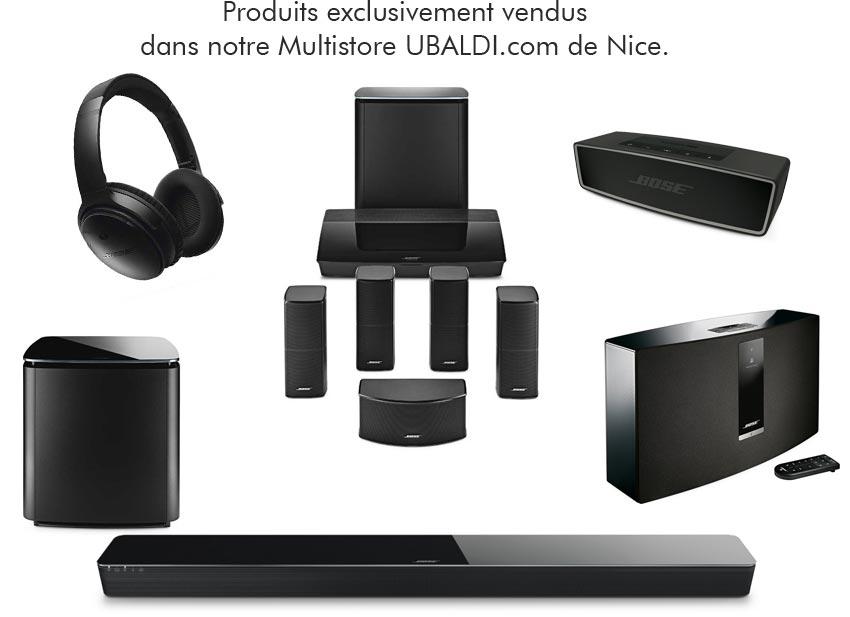 Bose Tous Les Produits Bose Livraison Gratuite