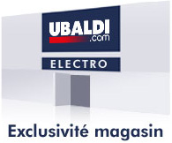 Exclusivement vendu en magasin