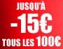 -5, -10, -15 tous les 100€