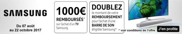 ODR - Offre de Remboursement SAMSUNG