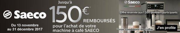ODR - Offre de Remboursement SAECO