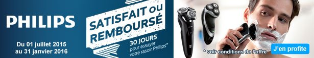 Coupons rembourser ou satisfait