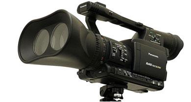 Camera 3D, film 3D