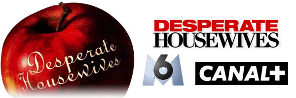 Sponsor Desperate Housewives M6 et Canal+