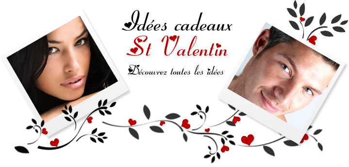 st valentin id es cadeaux. Black Bedroom Furniture Sets. Home Design Ideas