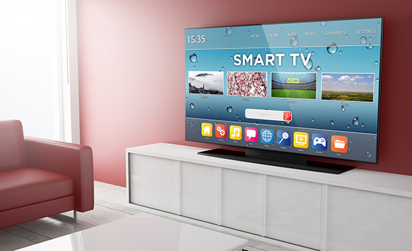tv connectée ou smart tv